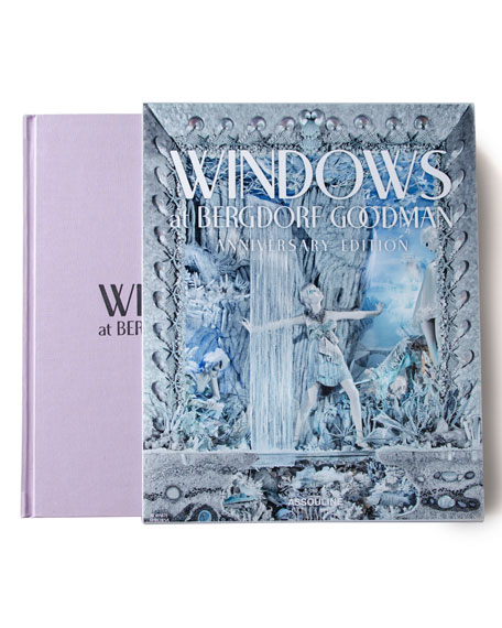 """Windows at Bergdorf Goodman Anniversary Edition"" Book"