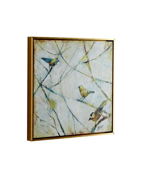Two Bird Prints