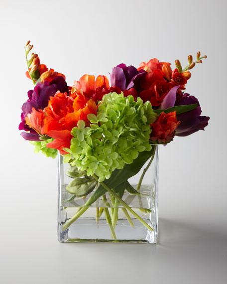 John-Richard Collection Fiesta Faux-Floral Arrangement