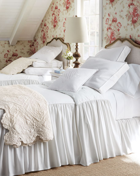 Hampton Pleated King Sham