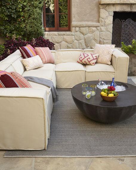 """Kendall"" Outdoor Sofa"