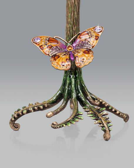 """""""Butterfly & Fern"""" Sweet Server"""