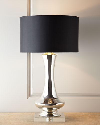 Genie Glass lamp