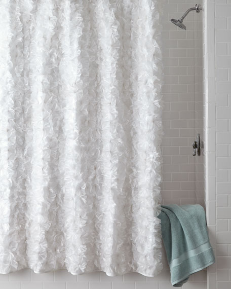 bath and liner unique curtain shower bed white modern poly curtains