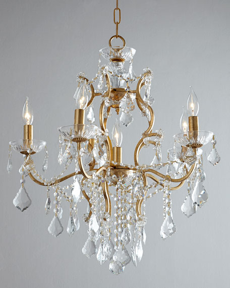 Crystorama Astrid 6-Light Chandelier