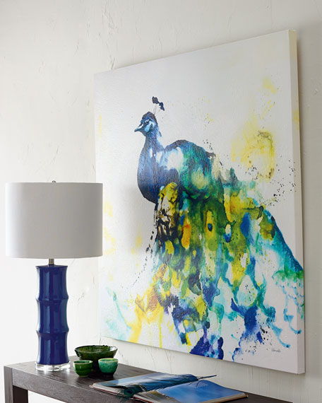 Plumes & Feathers Giclee