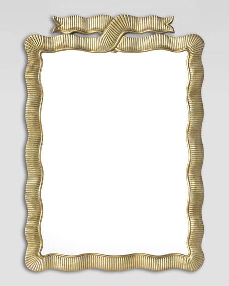 Bunny Williams Ribbon Mirror
