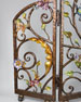 Image 4 of 4: Vincente Fireplace Screen