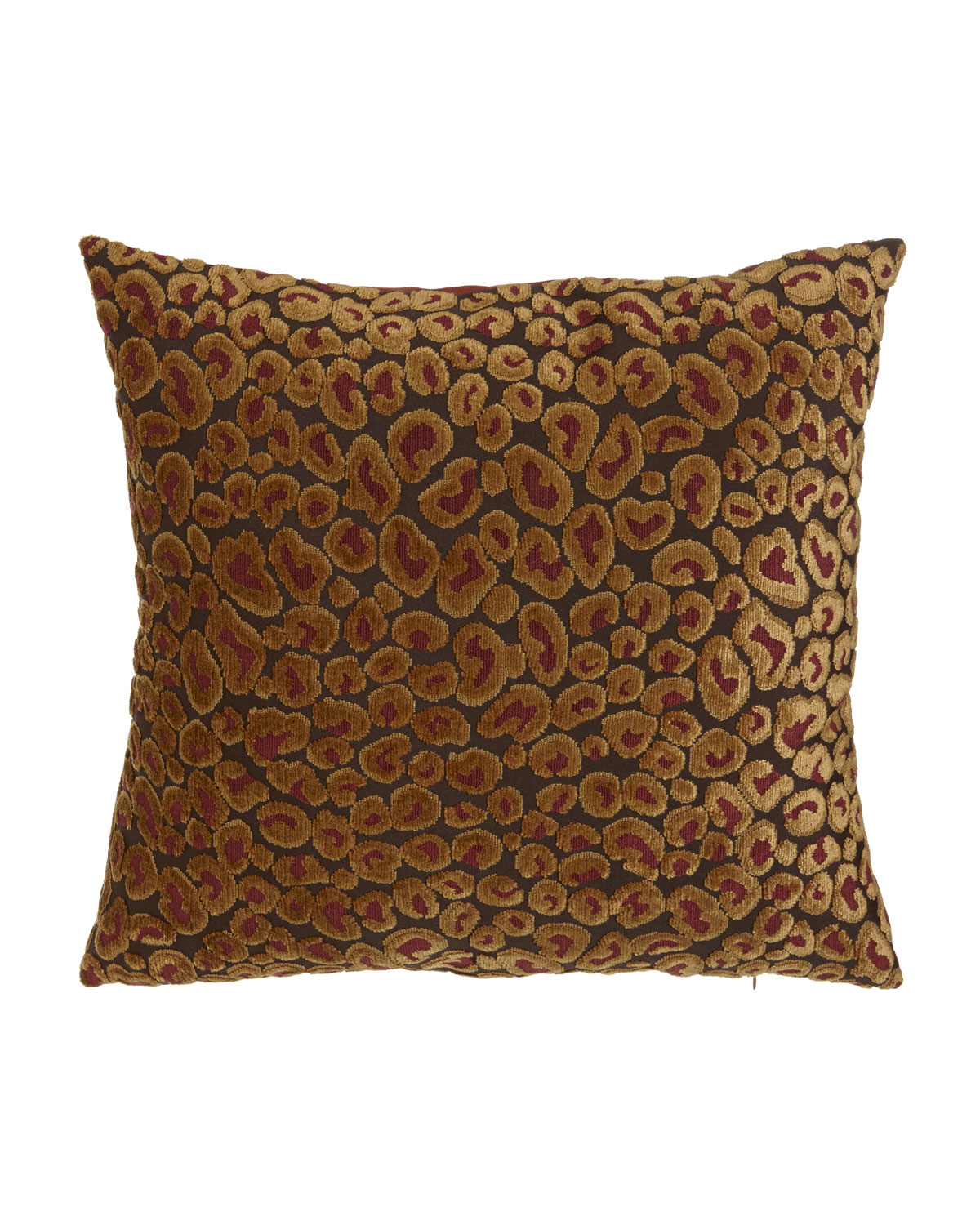 D.V. Kap Home Loren Cheetah Pillow