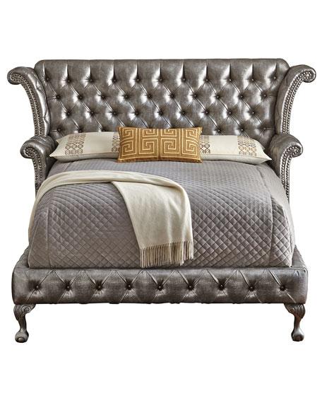 Haute House Carter Platinum King Bed