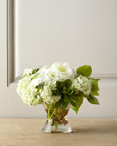 Joise Faux Floral Arrangement