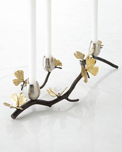 Butterfly Ginkgo Centerpiece