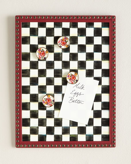 MacKenzie-Childs Courtly Check Message Board