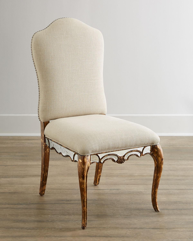 Charmant Briganti Mirrored Chair