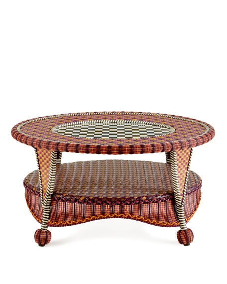 Sunset Outdoor Coffee Table