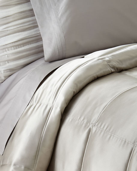 Donna Karan Home Queen 510 Thread Count Flat