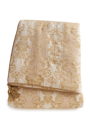 Austin Horn Collection Antoinette Queen Chenille Comforter