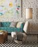Jonathan Adler Maxime White Lounge Chair