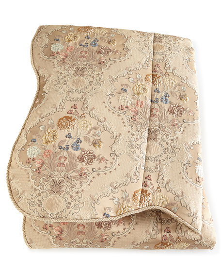 Dian Austin Couture Home Queen French Chantilly Floral