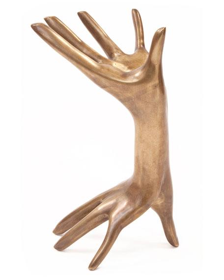 Signature Dichotomy Sculpture