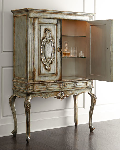 John-Richard Collection Arezzo Bar Cabinet