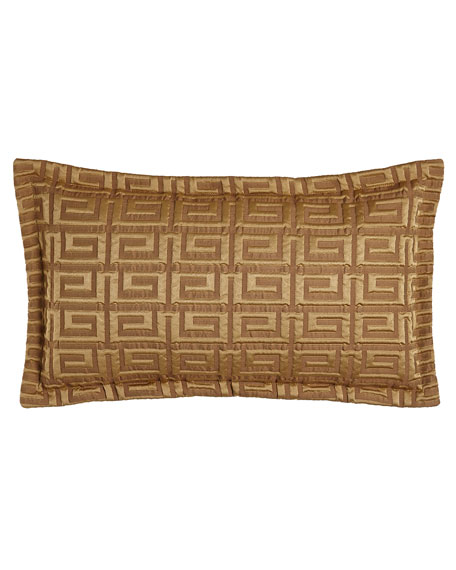 "Meander Boudoir Pillow, 14"" x 24"""