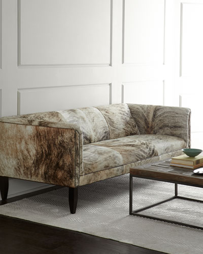 Bryson Hairhide Sofa