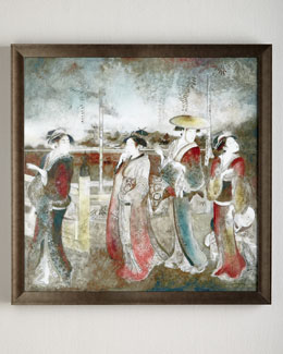 Eastern Gathering Giclee