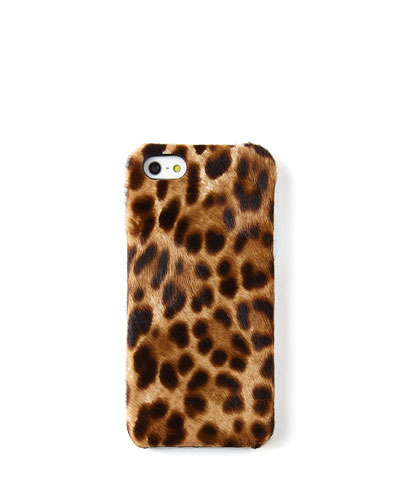 Leopard-Print iPhone 5 Case