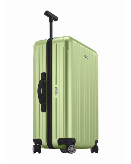 "Salsa Air Lime Green 26"" Multiwheel Luggage"