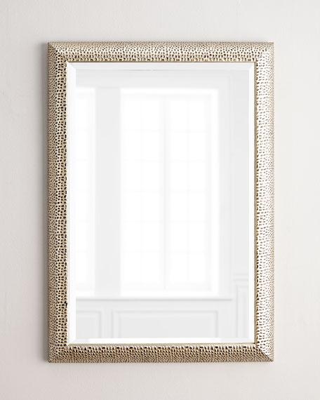 """Cayman Mirror, 29"""" x 41"""""""