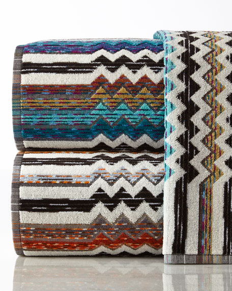 Missoni Stan Hand Towel: Missoni Home Collection Paul Hand Towel