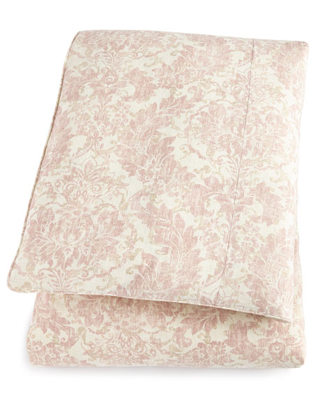 Legacy Home Emma Twin Floral Duvet Cover