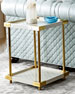Image 1 of 2: Milan End Table