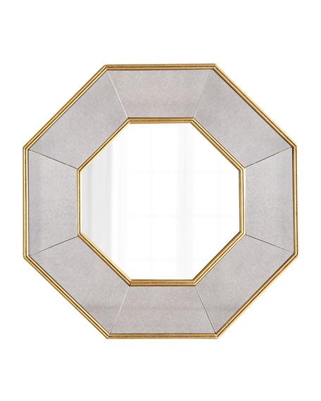 Wallis Octagonal Wall Mirror