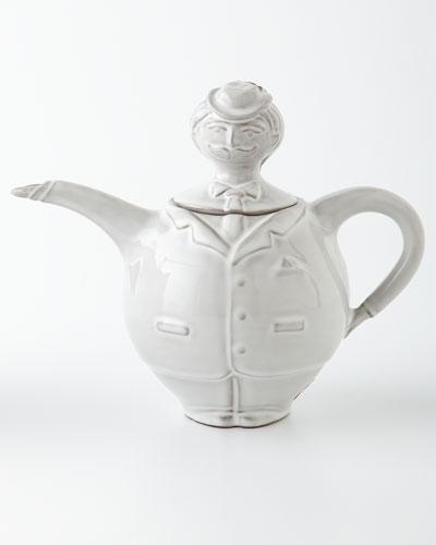 Jack Sprat Teapot