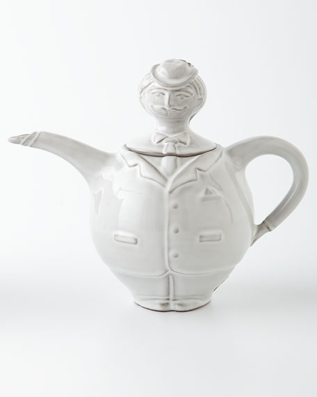 Jonathan Adler Jack Sprat Teapot