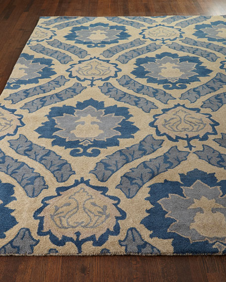 Bellaire Rug, 6' x 9'