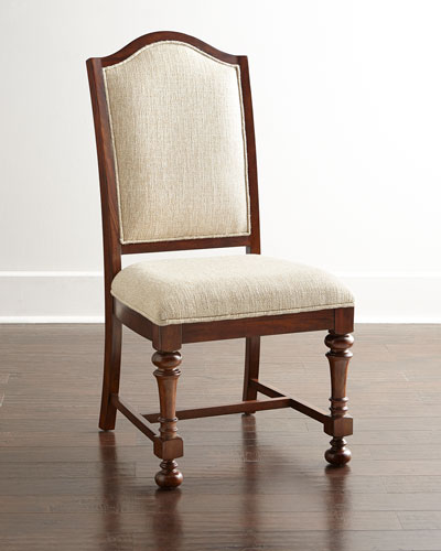 Two Franchino Side Chairs