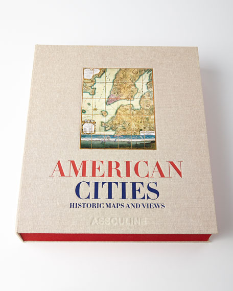 Neimanmarcus American Cities: Historic Maps and Views