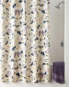 Charisma Eve Shower Curtain