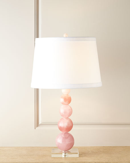 quartz table lamp. Black Bedroom Furniture Sets. Home Design Ideas