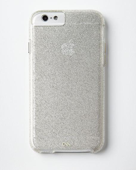 Sheer Glam iPhone 6 Plus Case