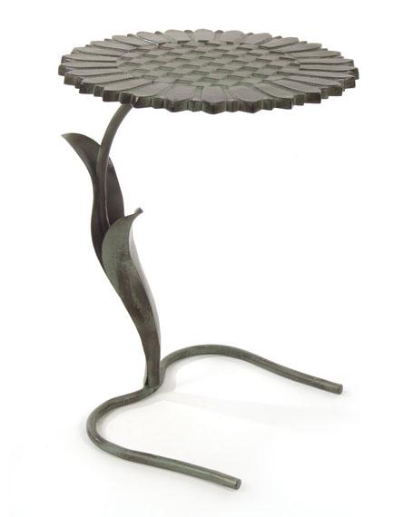 Sunflower Tables, 2-Piece Set