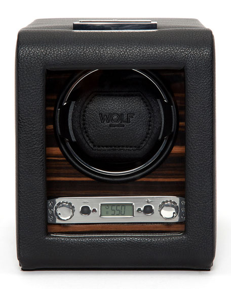 Image 1 of 2: WOLF Roadster Single Watch Winder
