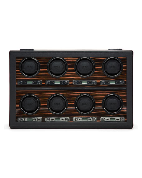 WOLF Roadster 8 Piece Watch Winder