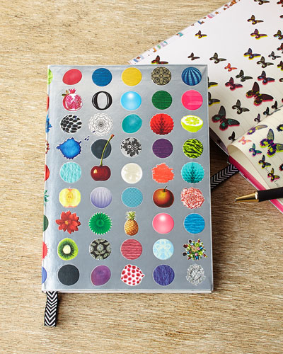 Christian Lacroix Couture Candy Notebook