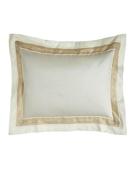 King 300TC Garland Pillowcase