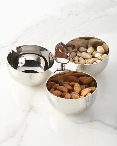 Preston Triple Nut Bowl
