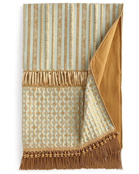 Sweet Dreams Palazzo Como Pieced Throw, 53